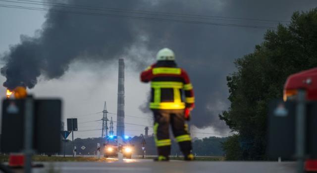 إصابة ثمانية أشخاص في انفجار بمصفاة لتكرير النفط في ألمانيا...تابع معنا بالتفاصيل 2