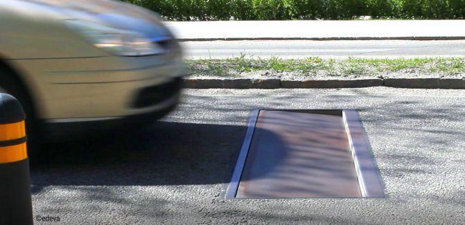 طريقة لمنع السائقين من تجاوز السرعة المحددة