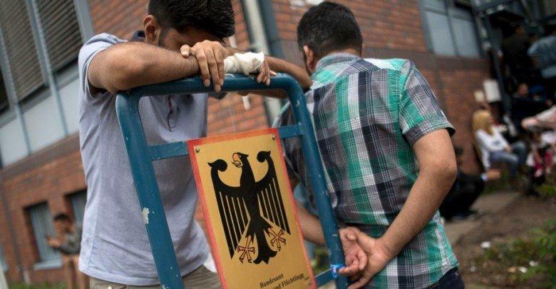 طلب لجوء كنيسي في ألمانيا