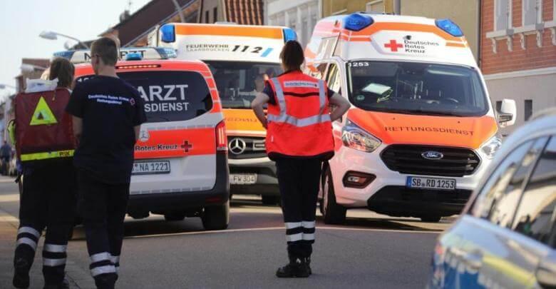 اعتقال عشريني طعن سبعينياً بسكين في ألمانيا