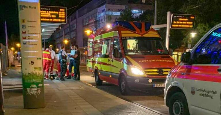مجهولان يعتديان بالضرب و يسرقان هاتف فتى سوري في مدينة ألمانية