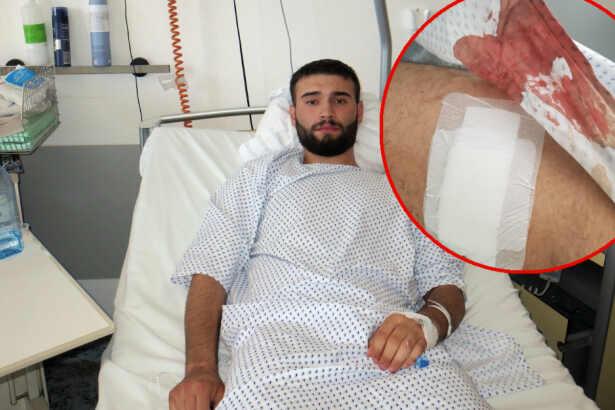 لبنانيان يطعنان سورياً في ألمانيا