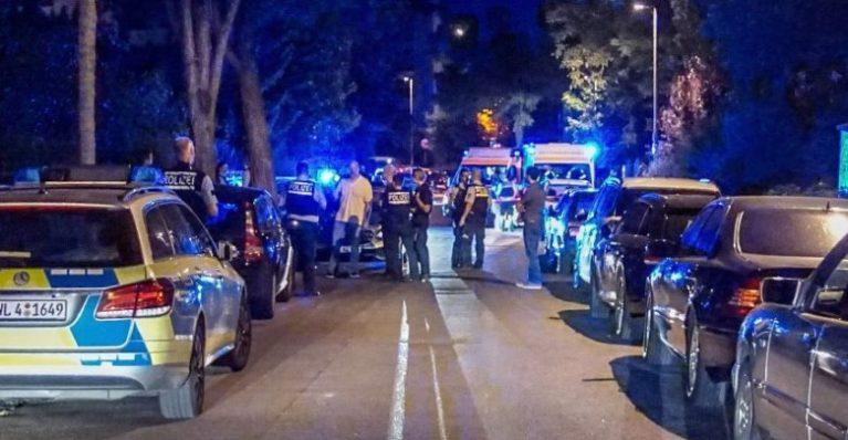 الشرطة الألمانية تطلق النار على شاب اعتدى على عناصرها