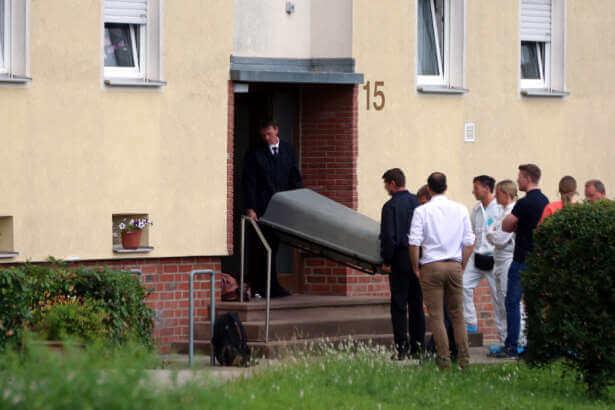 اعتقال ألماني بتهمة قتل امرأة