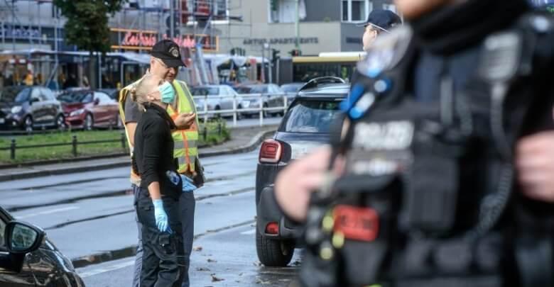 إصابة رجلين في إطلاق نار بأحد أحياء برلين