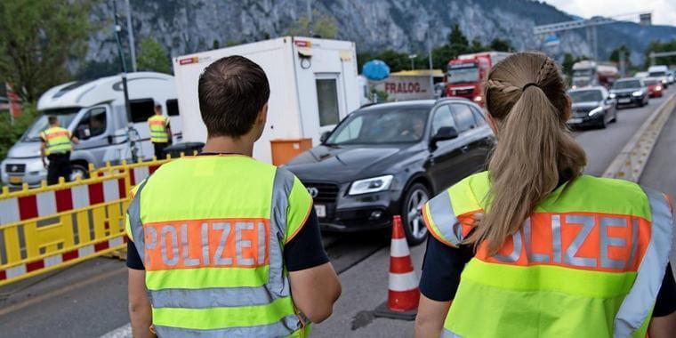 ألمانيا تعلن عن زيادة عمليات التفتيش على كل حدودها