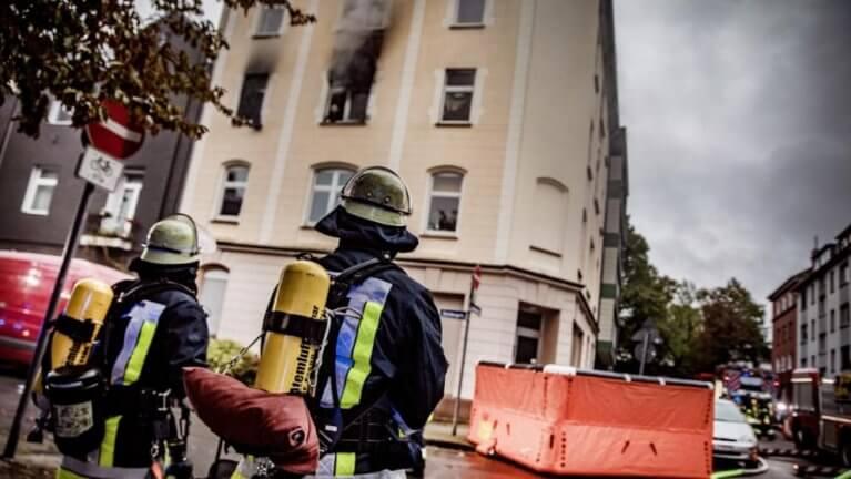 مقتل شخصين وانتشال ثلاثة جراء انفجار بمدينة ألمانيةر