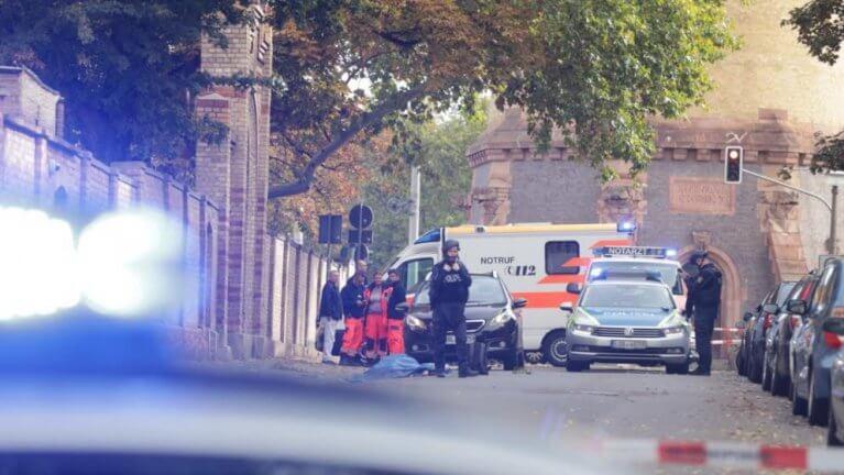 إطلاق نار و قتيلان في مدينة ألمانية