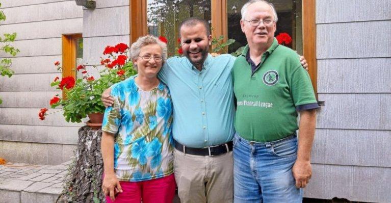 كفاح لاجئ سوري كفيف من أجل البقاء في ألمانيا