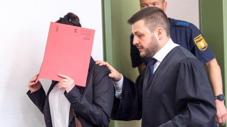 محاكمة عربي بألمانيا
