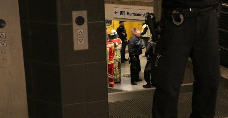 مقتل أجنبي أمام مترو الأنفاق في ألمانيا