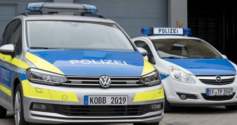 الشرطة الألمانية تقتل شخصاً كان يحمل فأساً