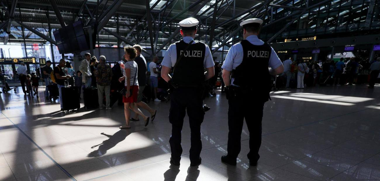 الشرطة الألمانية توقف عملية ترحيل عائلة عربية