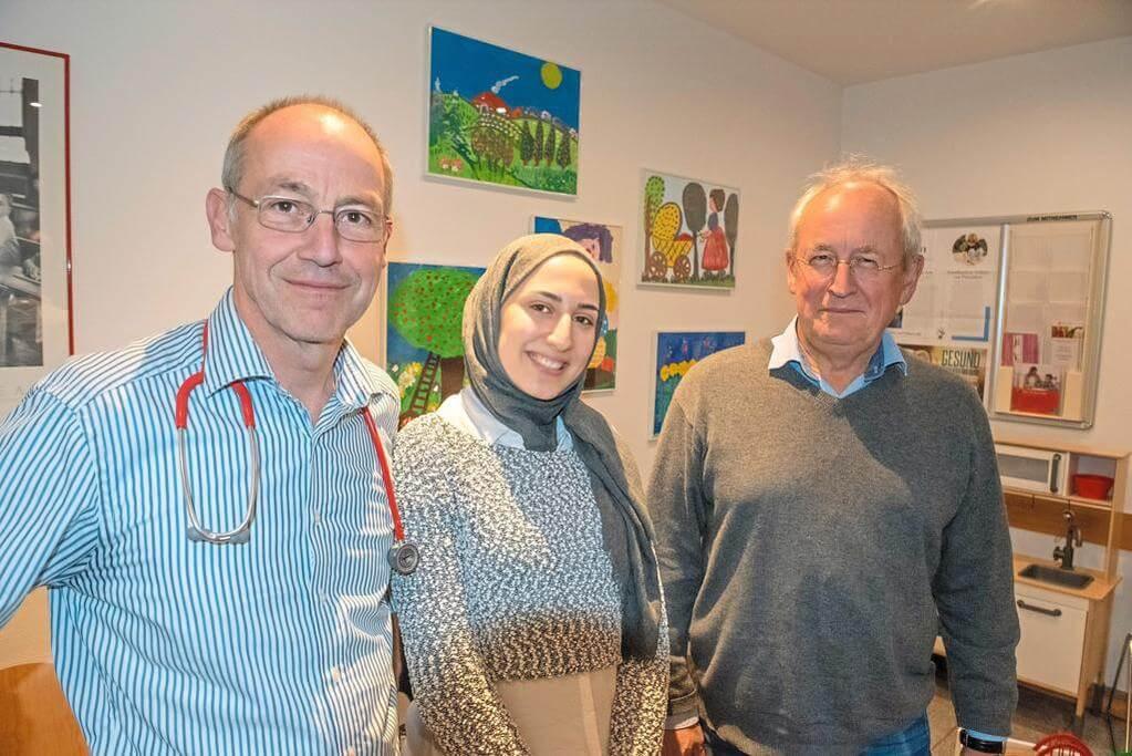 صحيفة ألمانية تسلط الضوء على نجاح شابة سورية