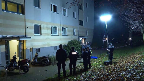 مجهول يلقي بجثة سيدة في ألمانيا