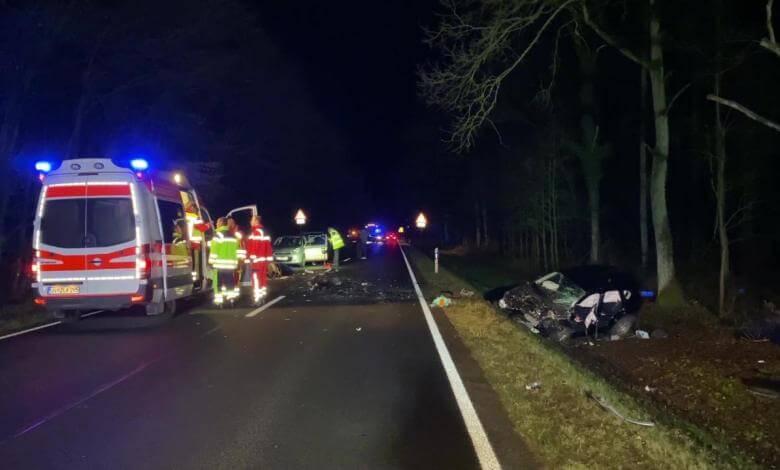 حادث مأساوي يودي بحياة شاب و مسن و زوجته في ألمانيا