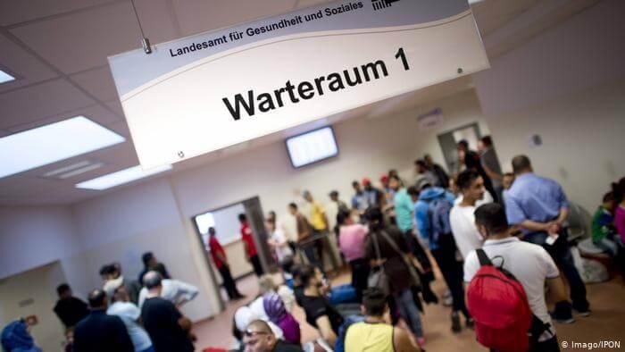 الكشف عن عدد اللاجئين الذين استقبلتهم ألمانيا