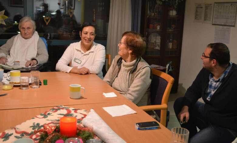 سوريان يُشكلانِ مثالًا في ألمانيا