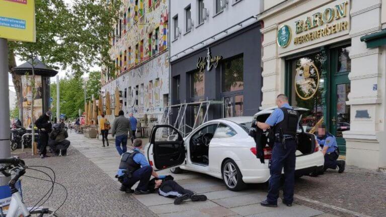 القبض على ثلاث تجار مخدرات سوريين في ألمانيا