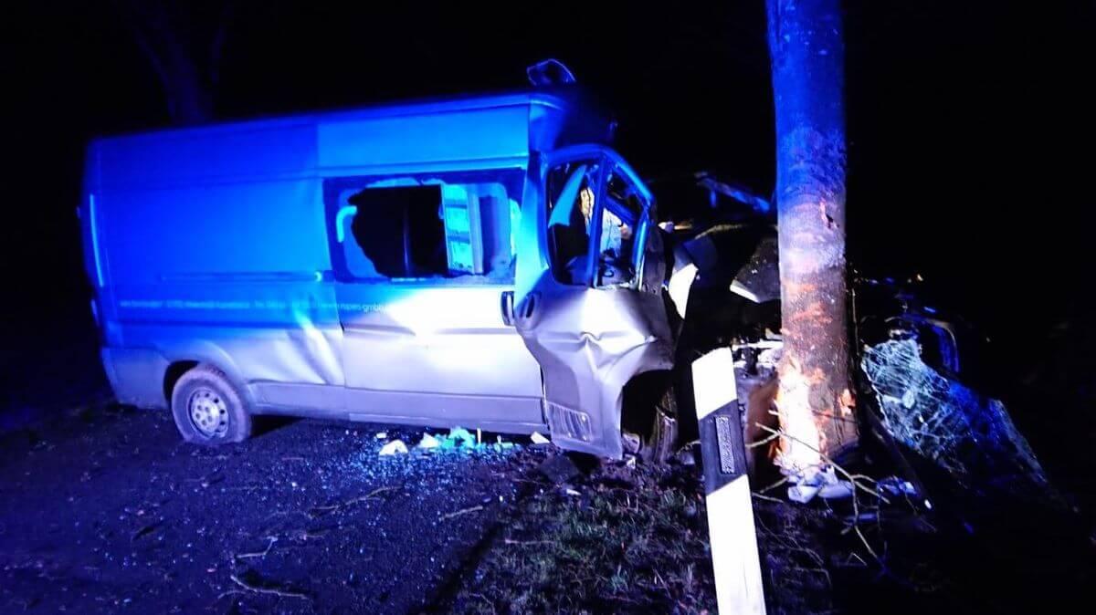 حادثٌ خطير في أحد الشوارع الألمانية