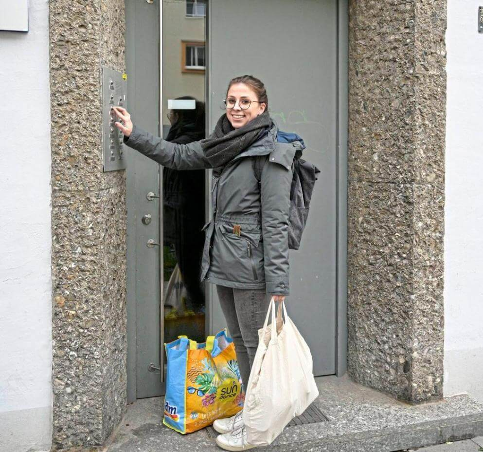 مدينة ميونخ تشهد موجة سارة من التضامن في أزمة كورونا