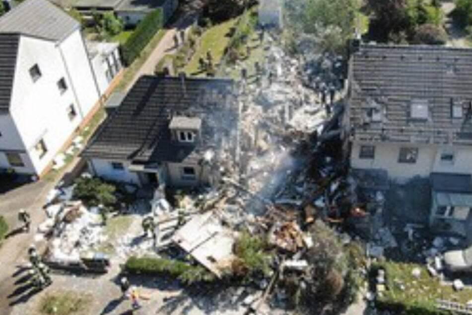 انفجار مروع بمنزل في مدينة ألمانية وانتشال جثة