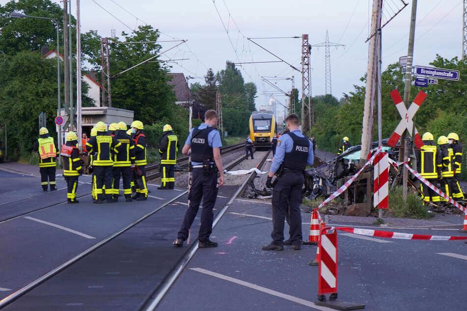 حادث قطار سيئ في مدينة ألمانية يتسبب بمقتل شخص وإصابة اثنين بجروح خطيرة