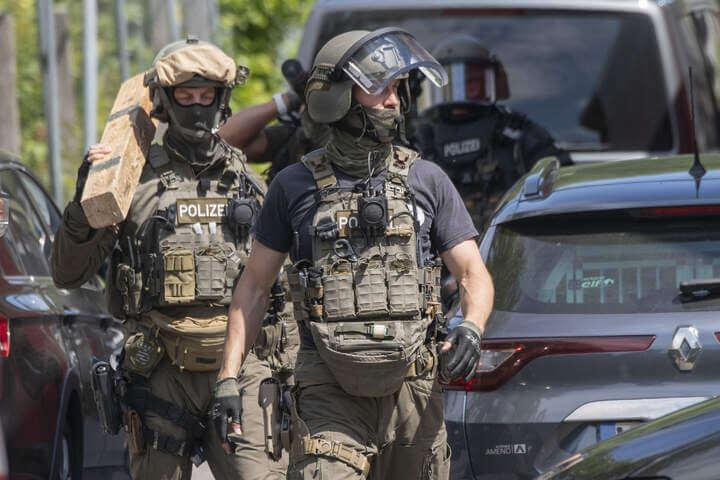 عمليات تفتيش واعتقالات في عدة مدن ألمانية