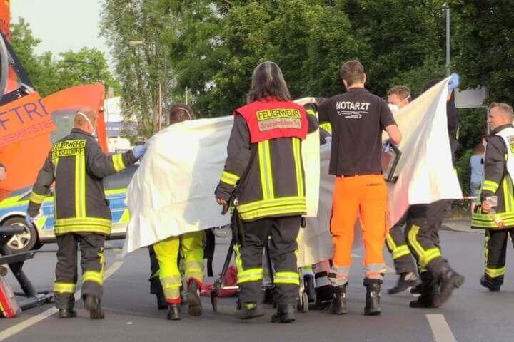 وفاة ضحية جراء حروق خطيرة في مدينة ألمانية
