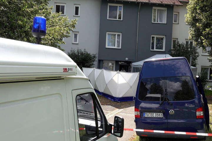 مجزرة دموية تخلف مأساة حقيقية في مدينة ألمانية