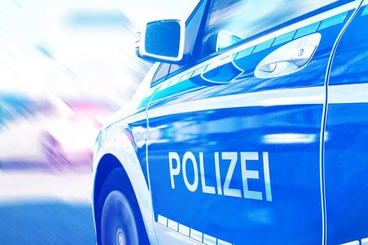 العثور على جثة في نهر منطقة ألمانية