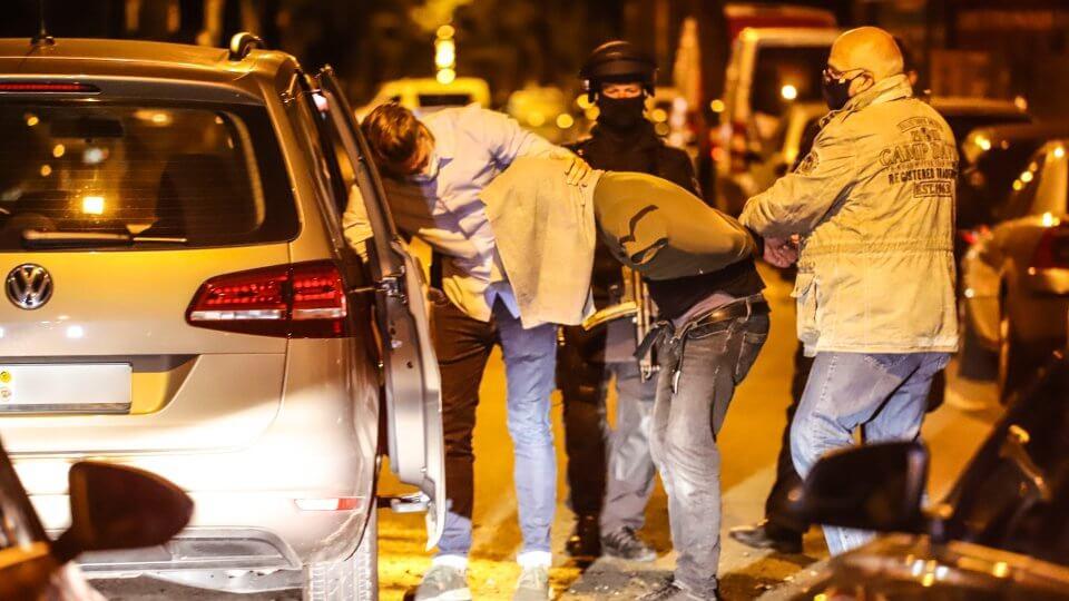 اعتقالات وحملات تفتيش في عدة مدن ألمانية
