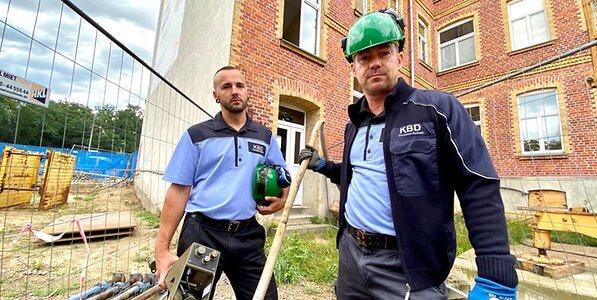 العثور على قنبلة في منطقة ألمانية