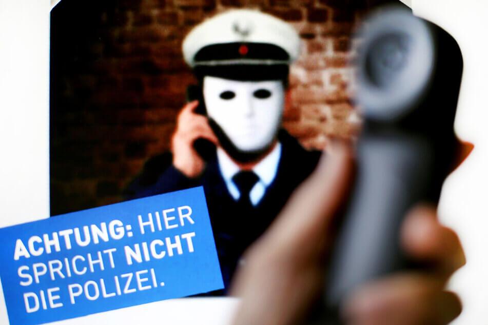 التنكر بزي شرطي في مدينة ألمانية