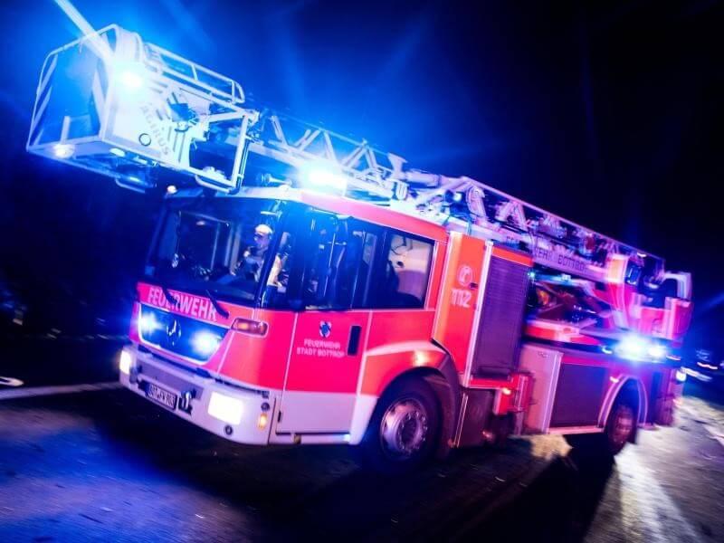 اندلاع حريق في دار المسنين في مدينة ألمانية