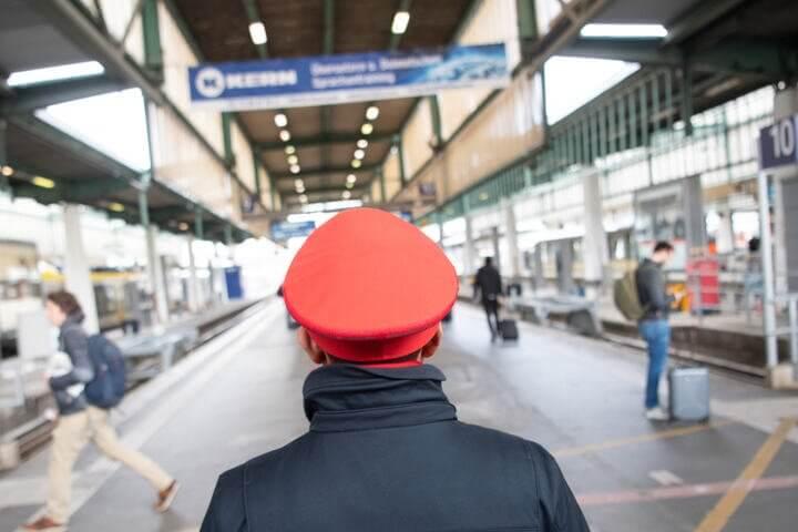 تهديدات مرعبة في محطة قطار مدينة ألمانية