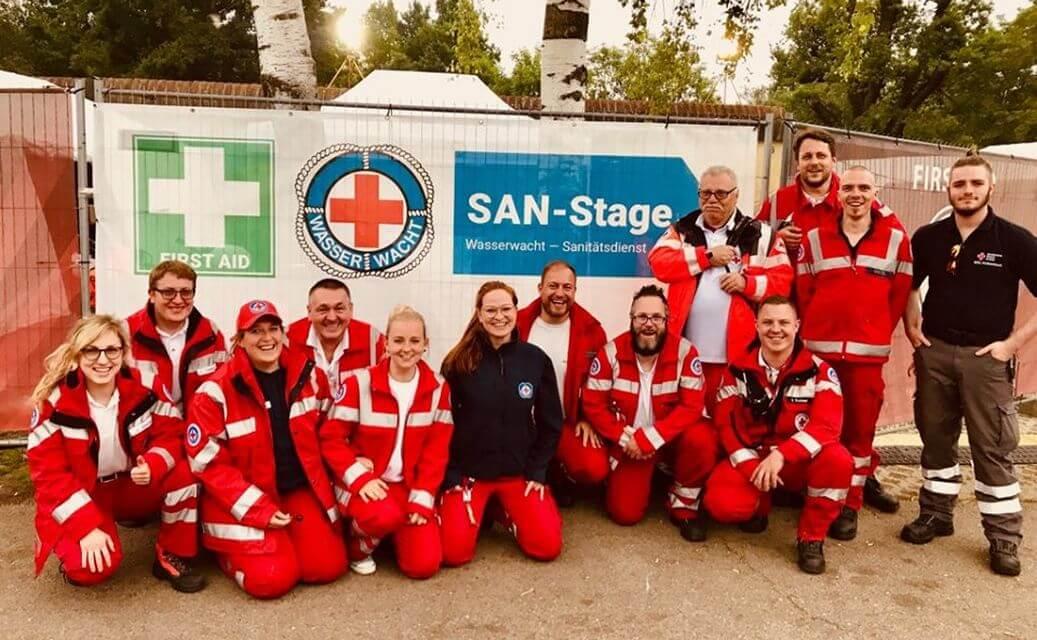 فرصة عمل في الصليب الأحمر البافاري