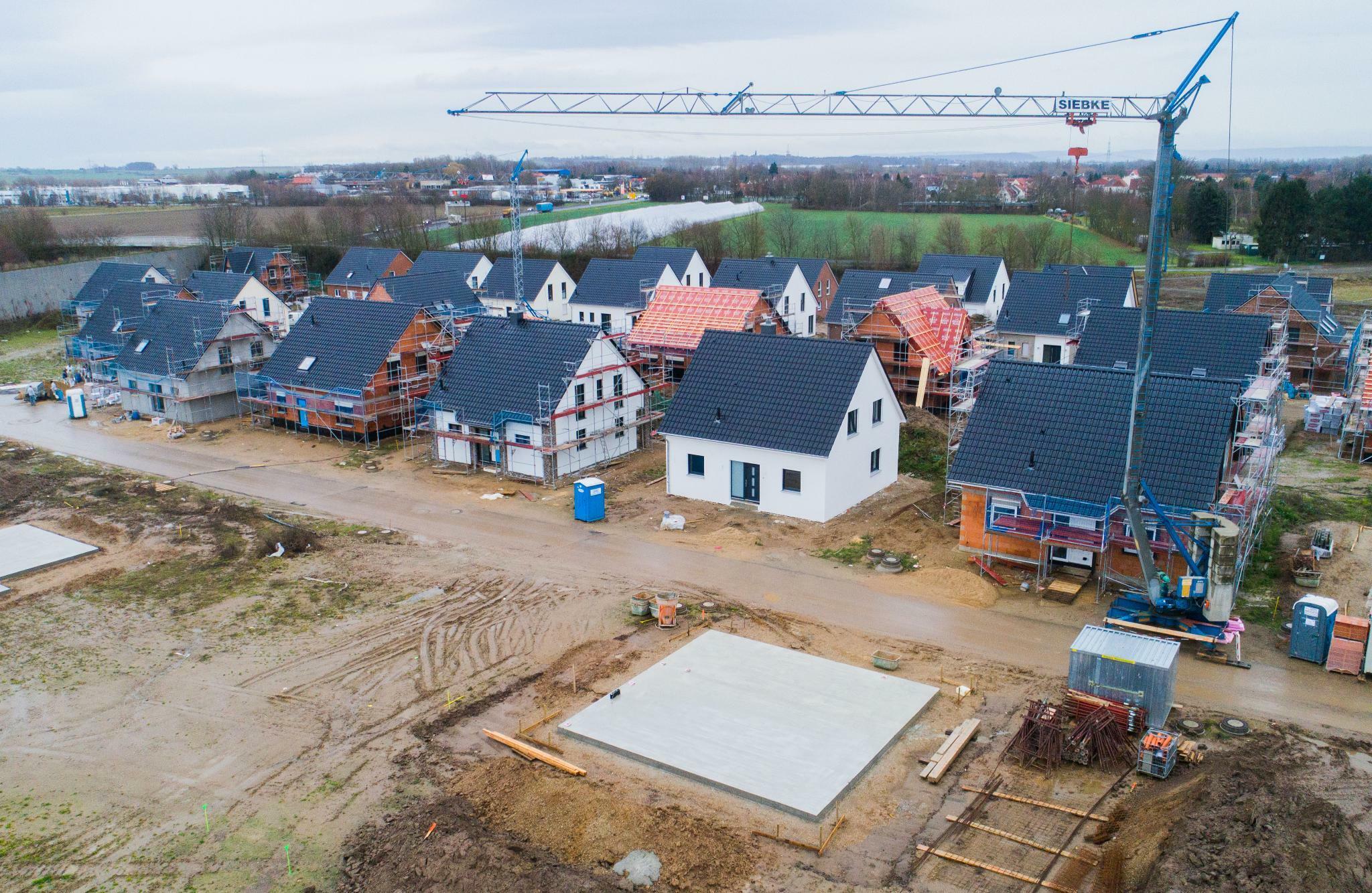 في هذه المقاطعات يمكن شراء أرض رخيصة لبناء بيت