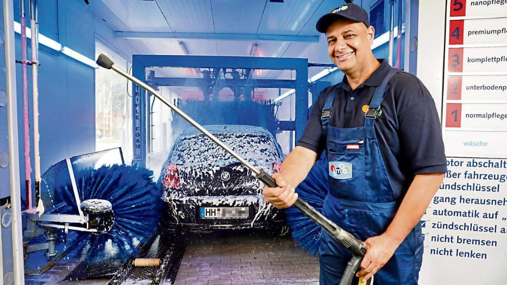 اغسل سيارتك مجاناً في ألمانيا!