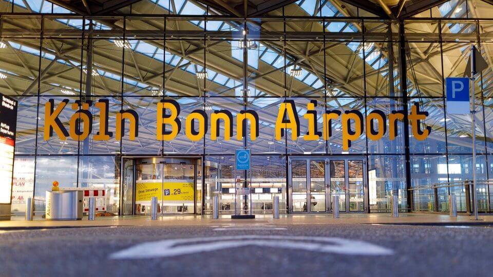 خيبة في مطار ألماني
