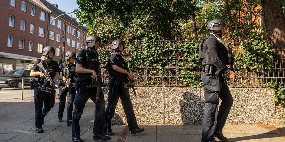 عملية أمنية كبيرة بسبب تهديد بسلاح ناري قرب مدرسة ألمانية