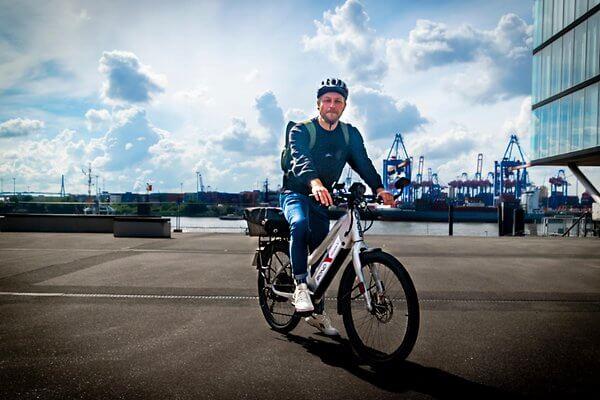 العرض الأول في مدينة ألمانية! دراجات إلكترونية للإيجار