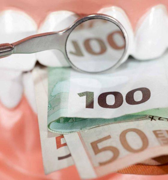 توفير المال عند طبيب الأسنان اعتبارًا من هذا التاريخ ، إليك الطريقة!