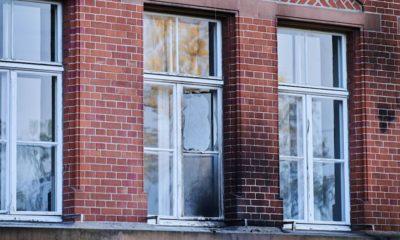 محاولة حريق متعمد في معهد روبرت كوخ
