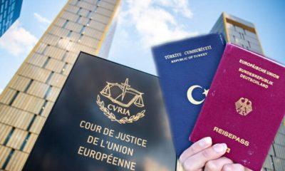 محكمة العدل الأوروبية تقرر رفض قرار فقدان سيدة تركية حقها في الإقامة الألمانية