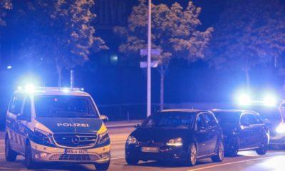 عربي يطارد امرأتين في مدينة ألمانية ويقترب من إحداهن بشكل شنيع