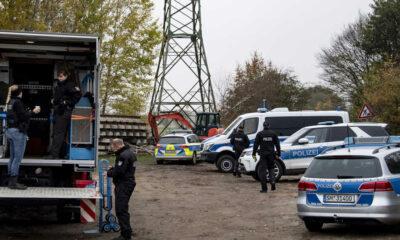 عملية أمنية في مدينة ألمانية لتعقب قاتل النساء