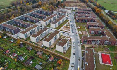 صحيفة ألمانية تتحدث عن منطقة سكنية مبنية لمنح 2500 لاجئ منزلاً