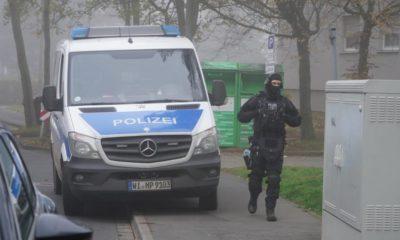 ملثمون يهاجمون الناس في بلدة ألمانية وتأهب أمني كبير