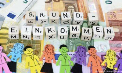 الحصول على دخل أساسي دون شروط، وإمكانية نجاحه في ألمانيا وأوربا